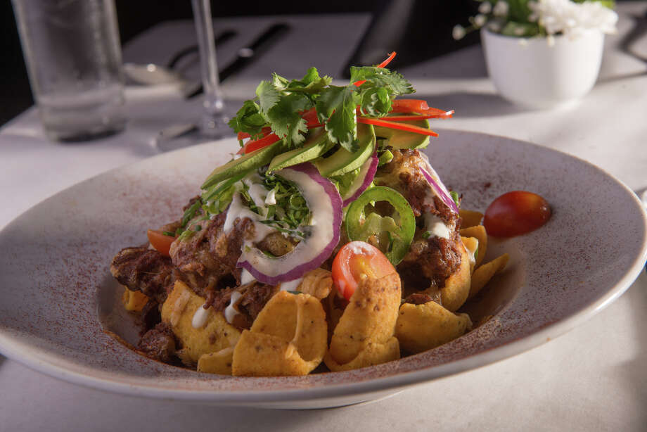 Frito Pie at Valeria in Boerne Photo: Robin Jerstad /For The Express-News / San Antonio Express-News