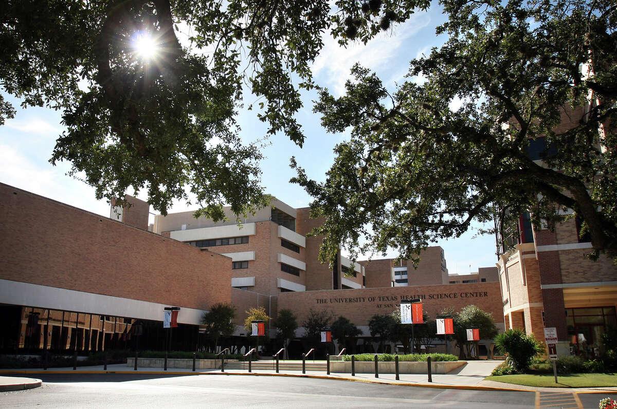UT Health Science Center at San Antonio, Thursday, Nov. 15, 2007.