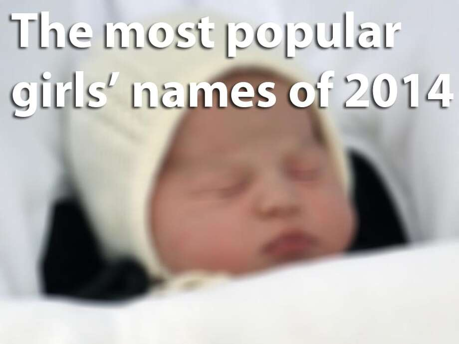The Social Security Administration's list of the most popular girl's names of 2014. A popular girl's name is back on top after a six-year hiatus. And the royal baby received one of the most common American names from last year.Source: SSA