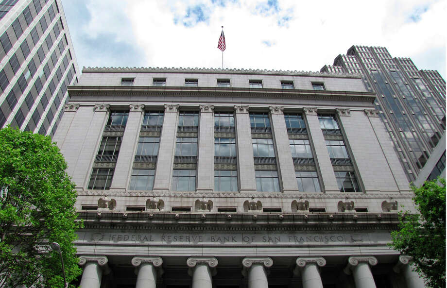Built in 1924 with a design by George Kelham, the former Federal Reserve Bank is a dramatic presence at 400 Sansome St. in San Francisco. Photo: John King / The Chronicle / ONLINE_YES