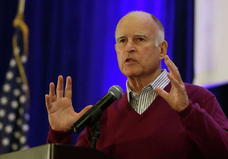 Gov. Jerry Brown is proposing an earned income tax credit for the poor in his revised budget being unveiled Thursday. Photo: Rich Pedroncelli / Rich Pedroncelli / Associated Press / AP