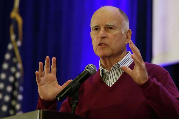 Gov. Jerry Brown is proposing an earned income tax credit for the poor in his revised budget being unveiled Thursday.