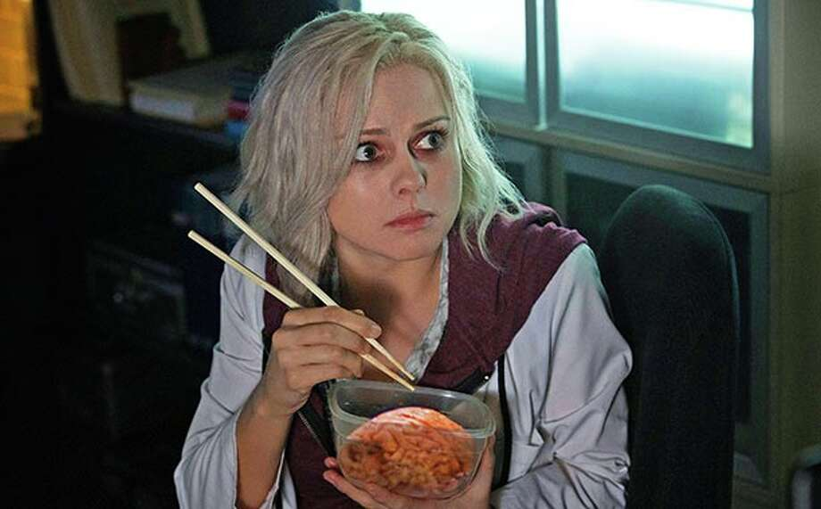 'iZombie's' second season premieres Oct. 6. Photo: © 2014 The CW Network, LLC. All Rights Reserved / © 2014 The CW Network, LLC. All rights reserved