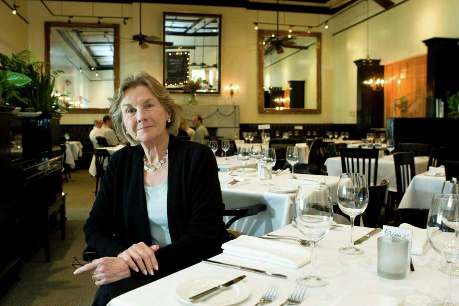 Elouise Adams Jones opened Ouisie's Table in 1973 with dishes that introduced fresh, eclectic flavors on a menu that changed daily. Photo: Brett Coomer, Staff / Houston Chronicle
