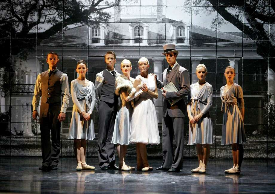 "The Scottish Ballet will perform ""A Streetcar Named Desire"" at Wortham Theater Center on Friday. Photo: Andrew Ross"