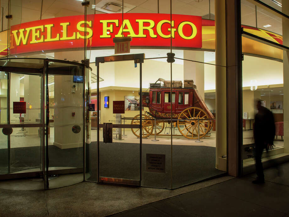 Wells Fargo's six-month accelerator program matches three tech companies a year with people inside the corporation. Photo: Craig Warga / Bloomberg / © 2015 Bloomberg Finance LP
