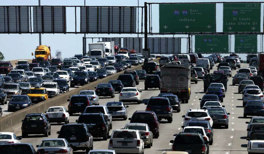 About 37.2 million Americans will travel more than 50 miles during the Memorial Day weekend, AAA Travel forecast.  Photo: Associated Press File Photo / AP