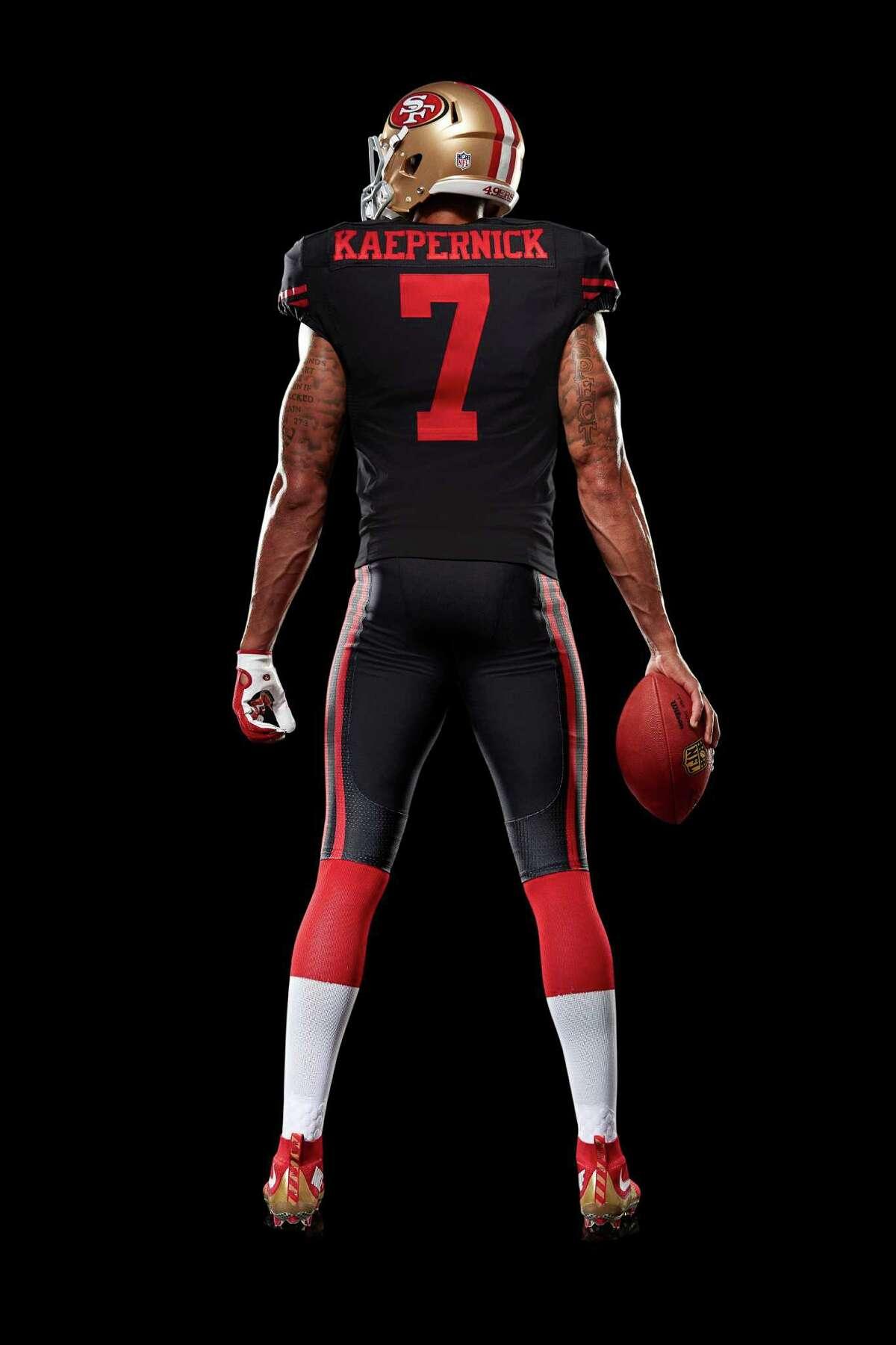 Proposed 49er alternative uniform