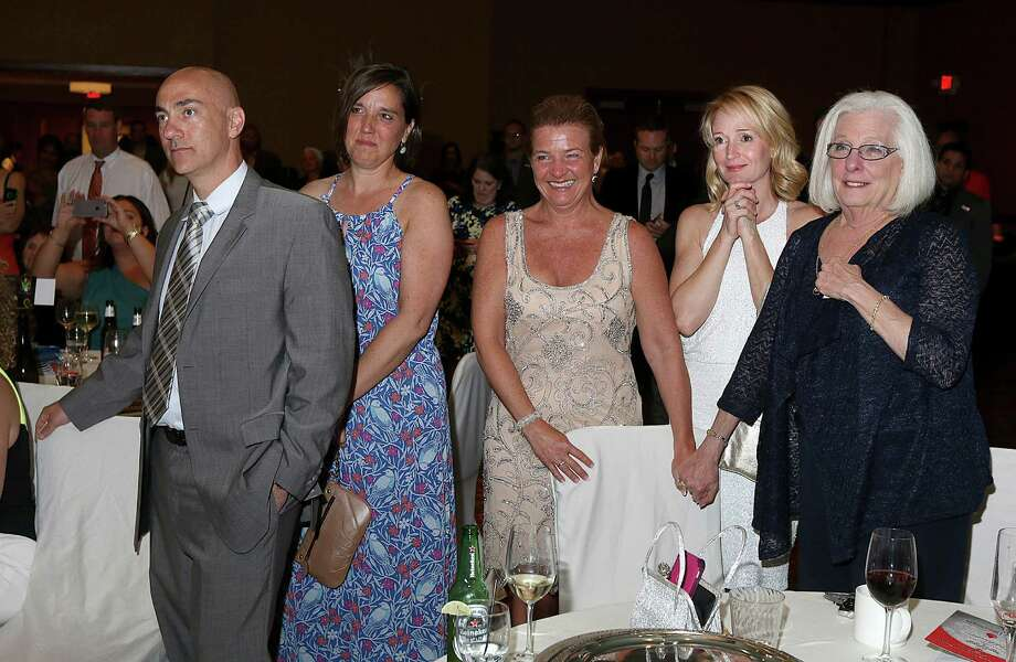 Were you Seen at the The Leukemia & Lymphoma Society's (LLS) Man & Woman of the Year Grand Finale Celebration at the Hilton Garden Inn in Troy on Friday, May 8, 2015? Photo: (C) JOE PUTROCK 2014, Joe Putrock/Special To The Times Union