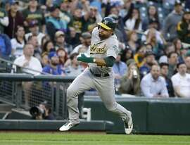 Coco Crisp is rounding into form after getting a late start to his season because of early April elbow surgery.