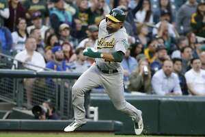 Coco Crisp now to be Oakland A?s No. 2 hitter - Photo