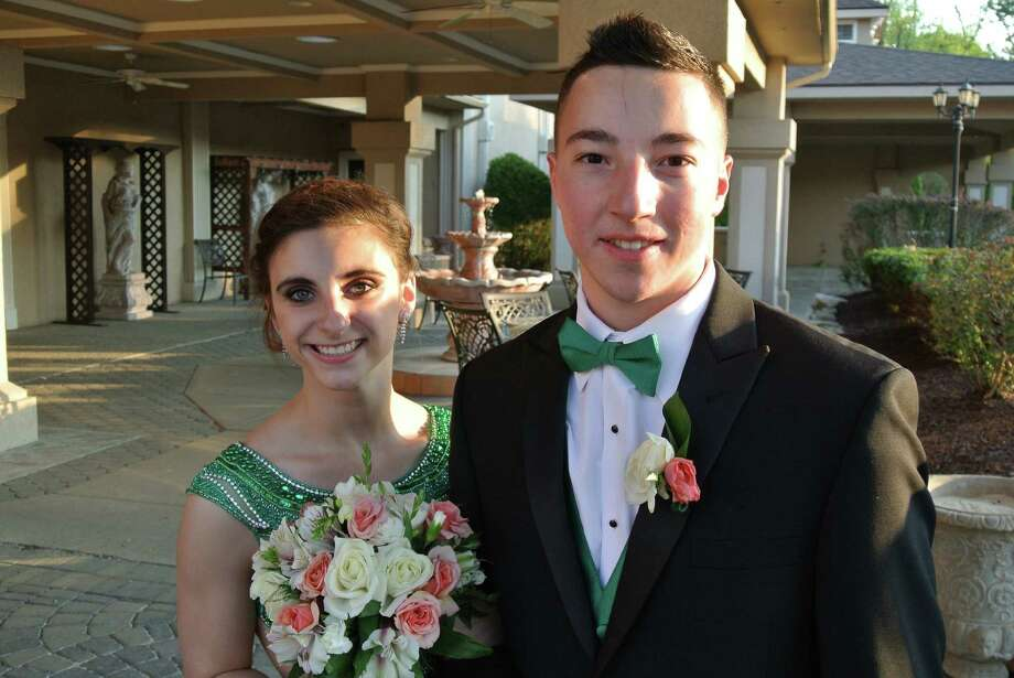 Were you Seen at the Schalmont Junior Prom walk-in at Malozzi's in Rotterdam on Friday, May 8, 2015? Photo: Deanna Fox