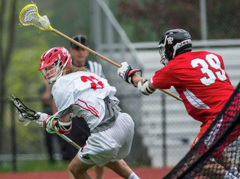 Greenwich upends lacrosse rival Fairfield Prep - NewsTimes