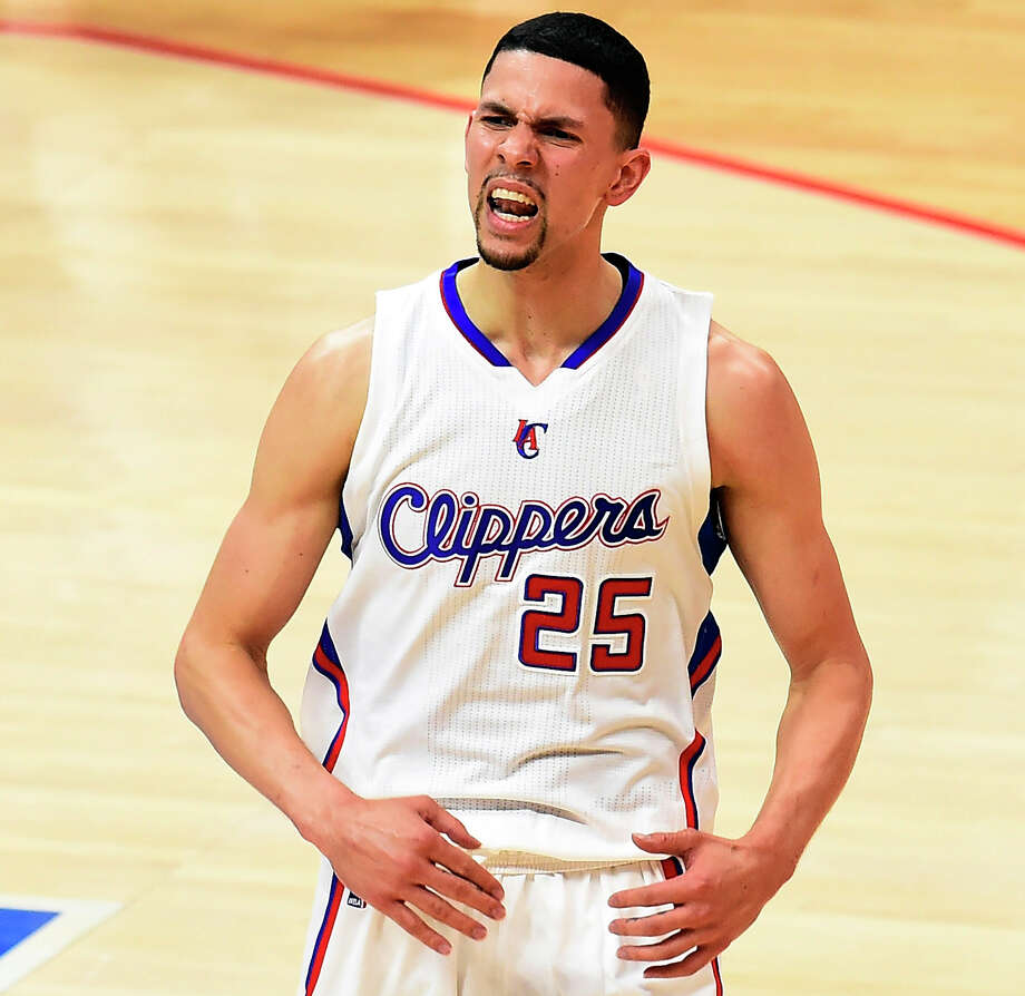 After foundering in New Orleans, Austin Rivers is helping the Clippers while playing for his dad, coach Doc Rivers. Photo: ROBYN BECK / AFP / Getty Images / AFP