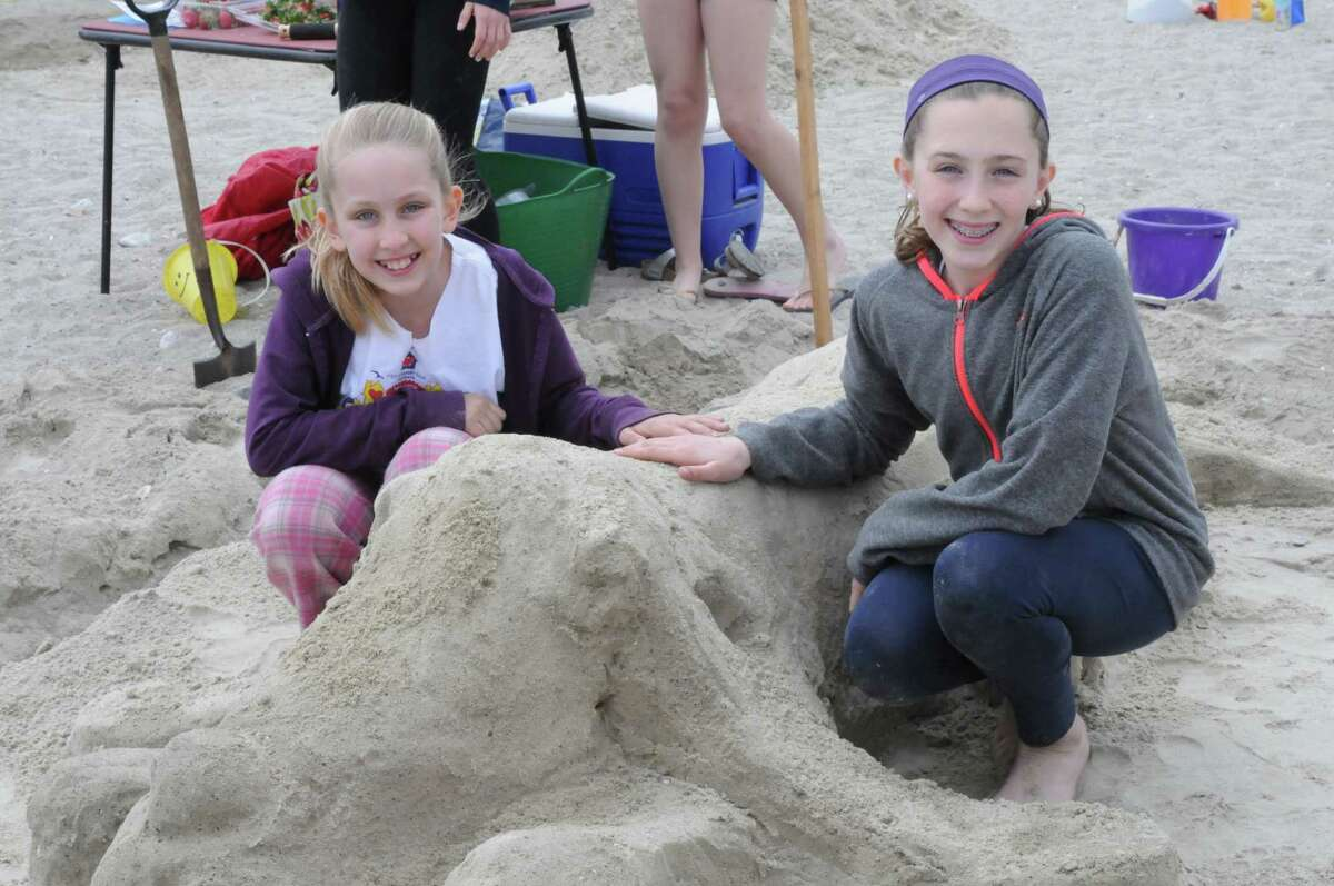Westport's annual Castles in the Sand competition, organized by Homes with Hope and Builders Beyond Borders, was held May 9, 2015 at Compo Beach. Were you SEEN?