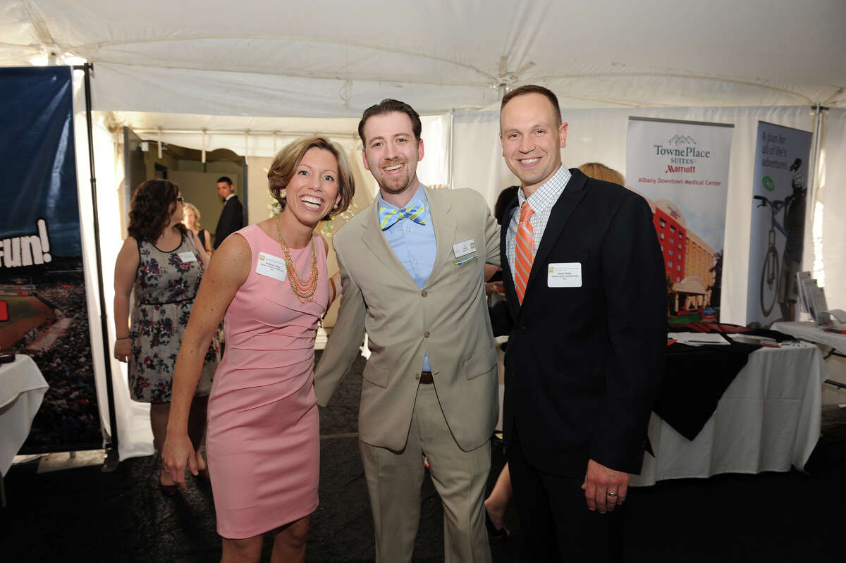 Were You Seen at the Rensselaer County Regional Chamber of Commerce 115th Annual Dinner (with a twist) & Business Expo at the Franklin Plaza in Troy on Thursday, May 7, 2015?