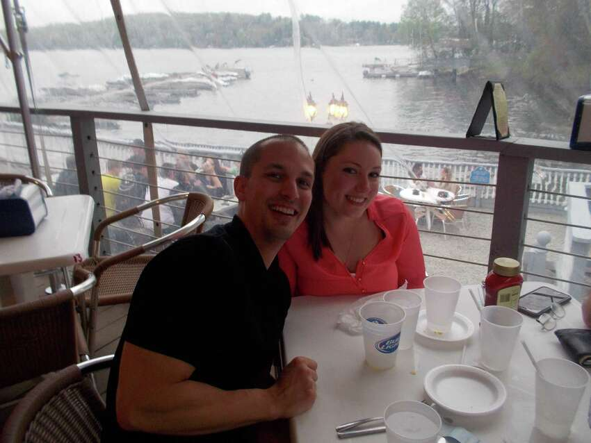 If your date isn't looking for a fancy meal, go for a casual outdoor setting. Down the Hatch in Brookfield looks over Candlewood Lake, and you can even take a boat over. Most meals are under $10.00. Check out the menu. Kristin Woxholdt of New Fairfield recommends getting a milkshake at Olde 37 Patio and Grill in New Fairfield where you can also enjoy burgers and hotdogs in a garden setting. Check out the menu.