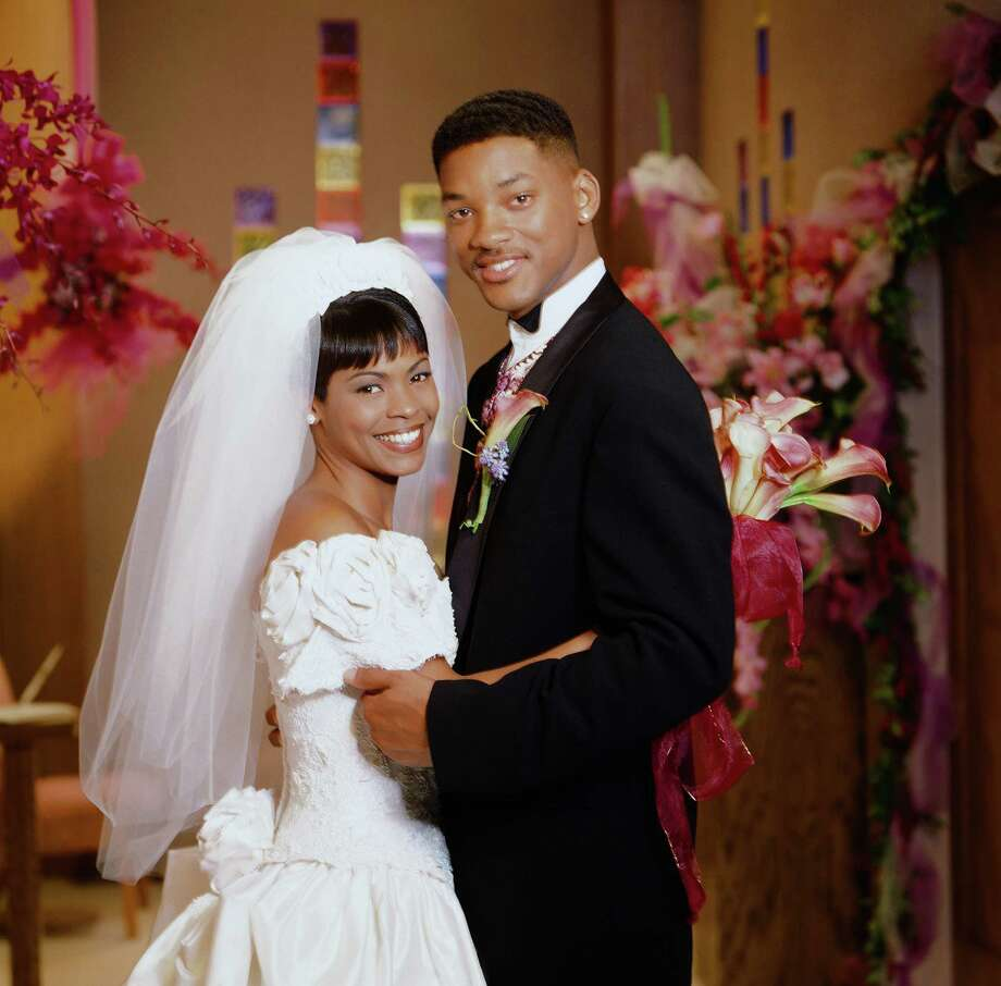 "The Fresh Prince of Bel-Air""The Wedding Show (Psyche!),"" Season 5, Episode 18Aired: Feb. 27, 1995Pictured: Nia Long	 as Lisa Wilkes, Will Smith as William 'Will' Smith  Photo: NBC, Getty Images / © NBC Universal, Inc."