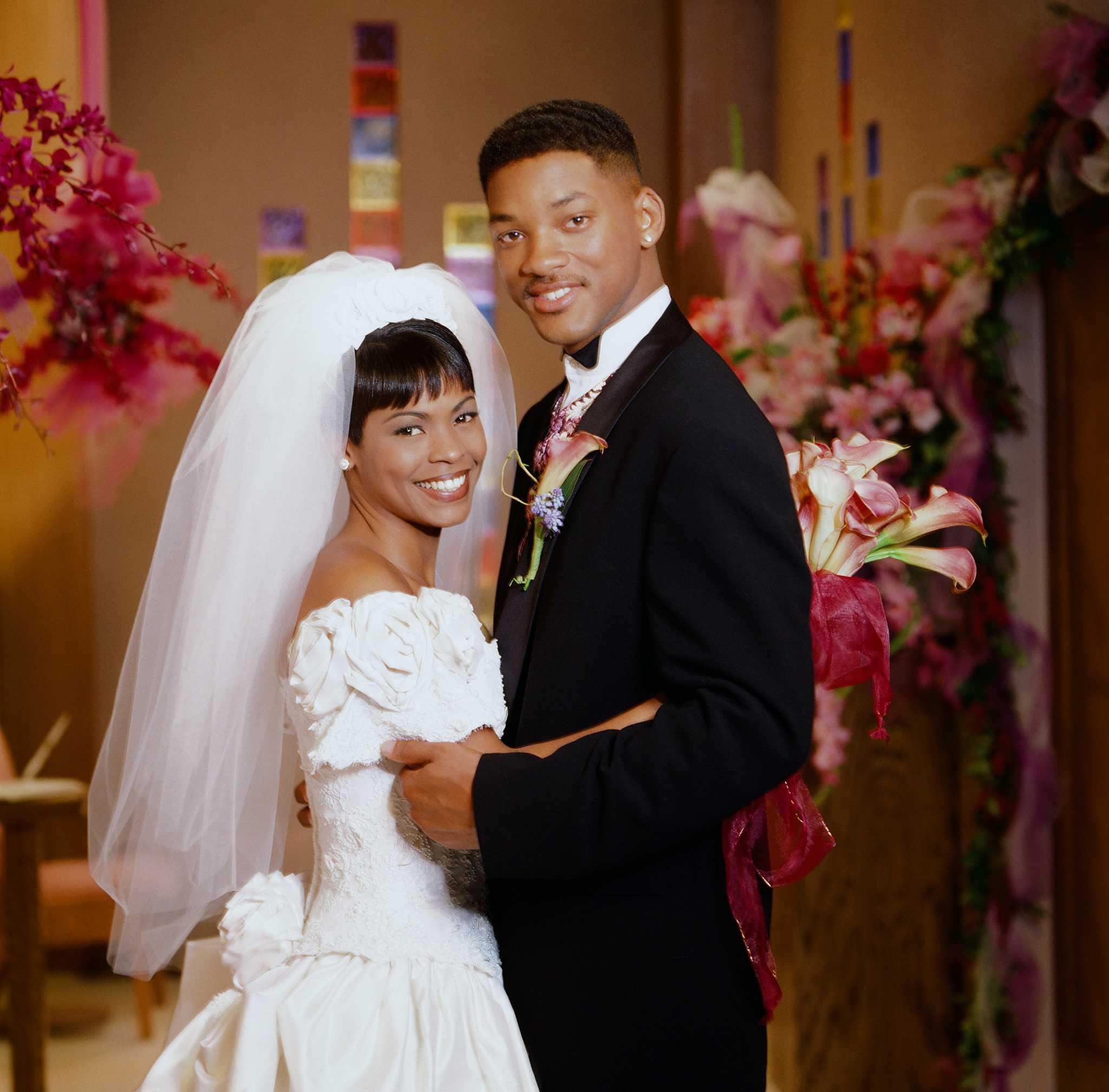 Famous TV weddings - SFGate
