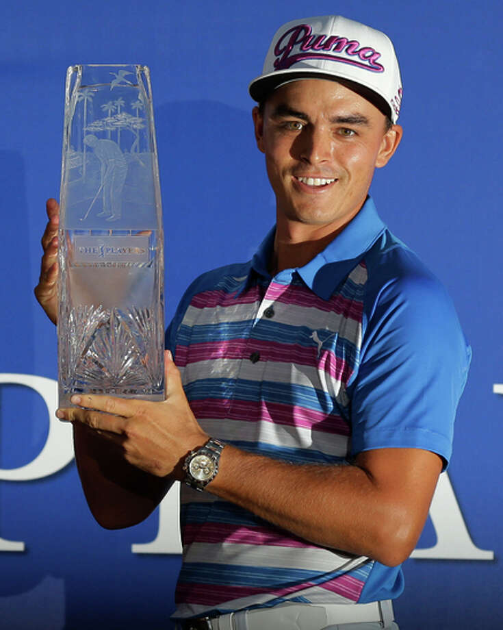 Rickie Fowler won The Players Championship, his first win in three years. Photo: Chris O'Meara / Associated Press / AP