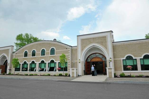 The Al-Hidaya Center held an open house on Sunday, May 10, 2015, in Latham, N.Y.  The mosque can hold more than 800 worshipers and in keeping with Muslim tradition, there is no mortgage on the property and no loans were taken out. Planning and fundraising took 25 years. (Paul Buckowski / Times Union) Photo: PAUL BUCKOWSKI / 00031649A