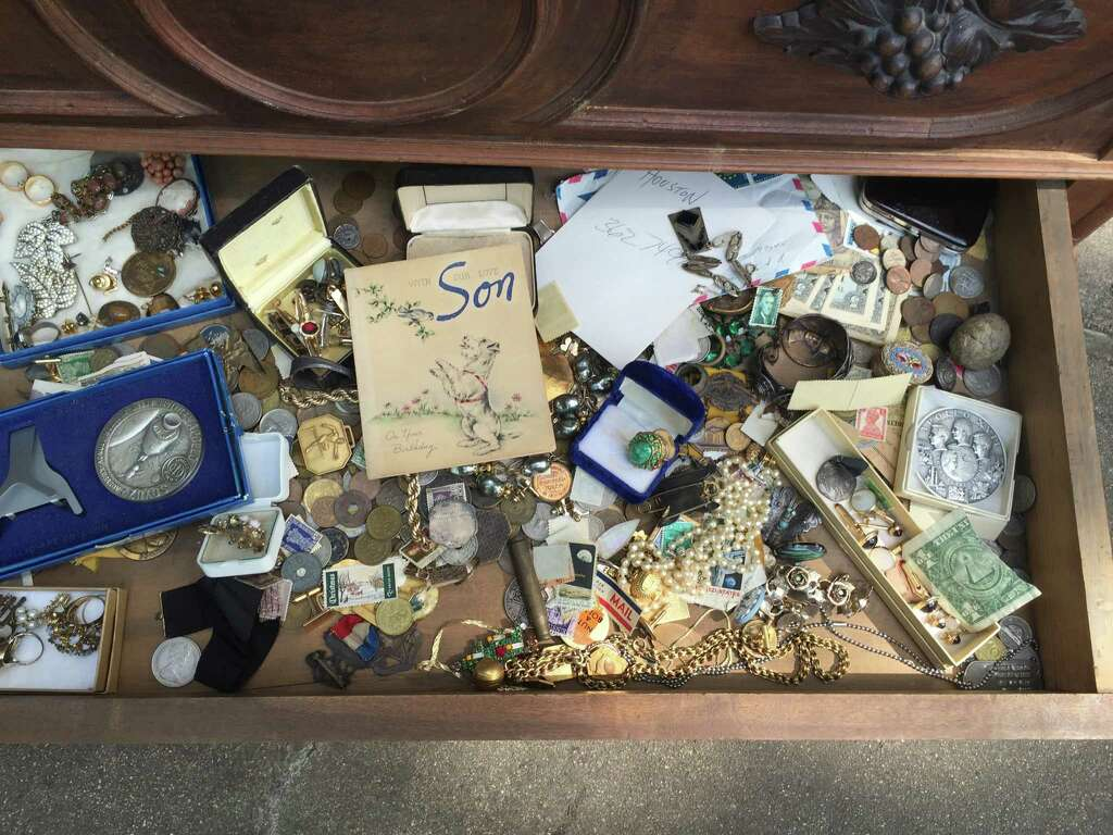 Secret drawer in estate sale chest yields trove of forgotten