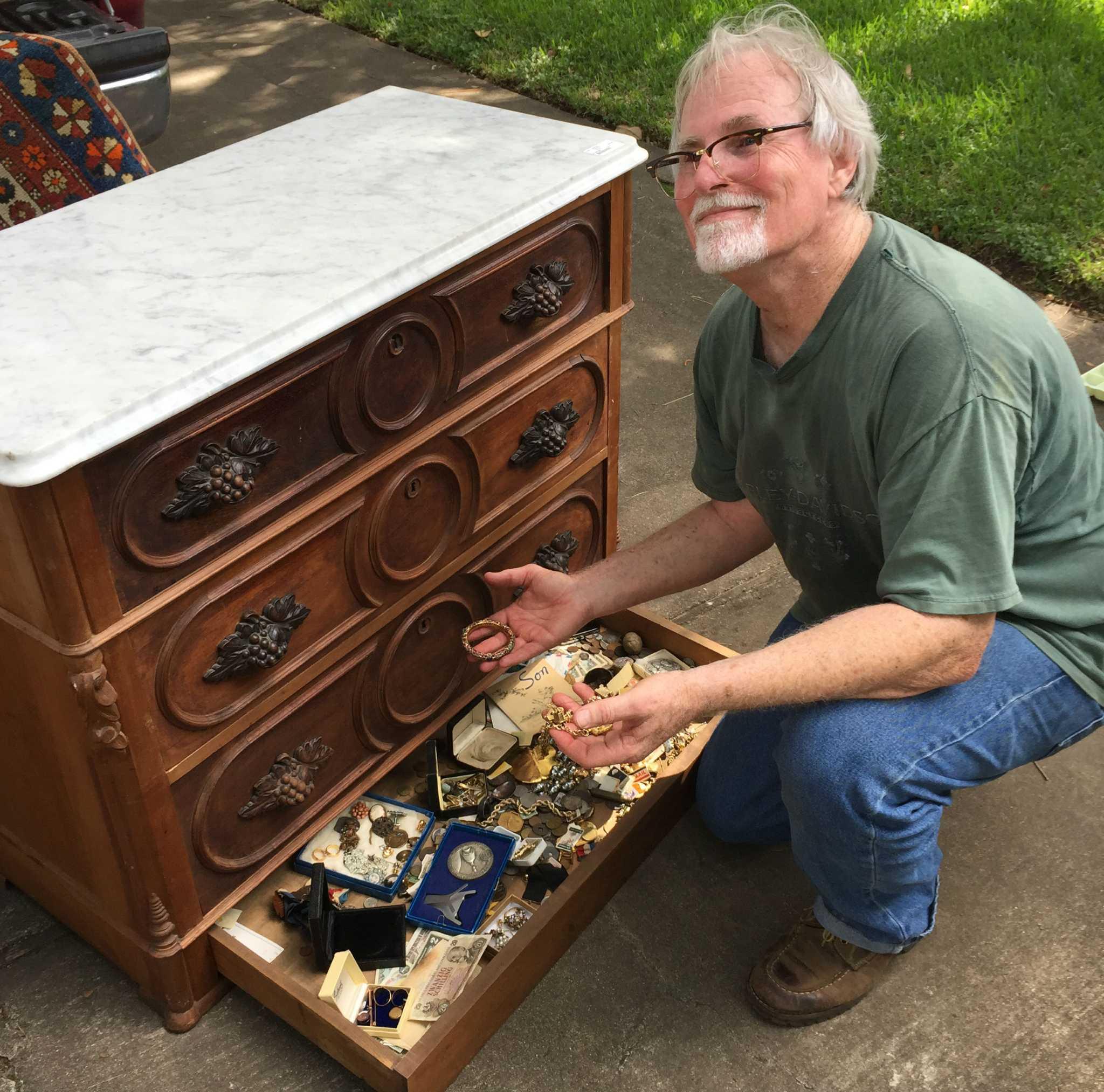 Secret Drawer In Estate Chest Yields Trove Of Forgotten