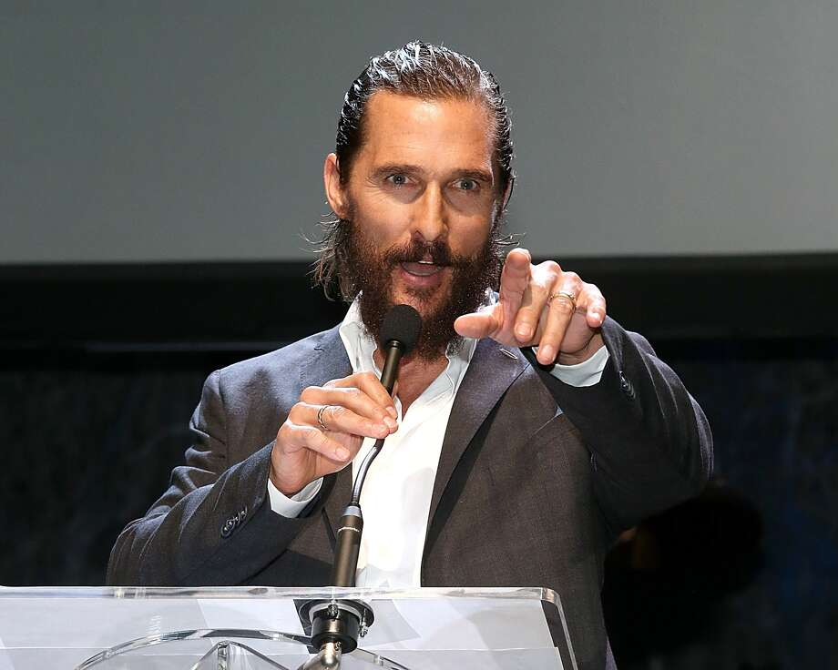 Matthew McConaughey spoke at the University of Houston in 2015, and he's hardly the first star to give the commencement address for a fresh crop of new graduates. Take a look at other celebrities who have spoken at college graduations.