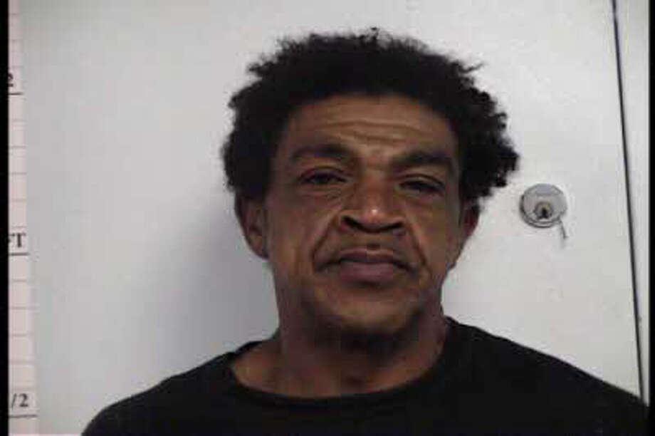 Michael Dyane Booker, 55, of Silsbee is wanted on two counts of failure to appear on identity theft. Photo: The Enterprise