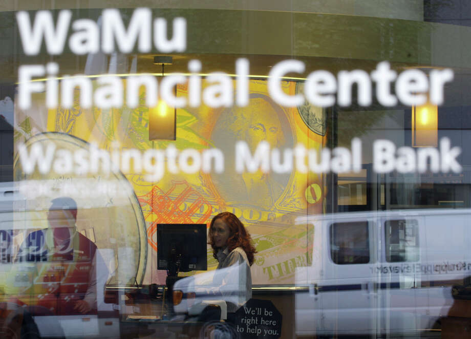 Washington Mutual's banking operations were acquired by Chase on Sept. 25, 2008, the same day regulators shut down the failed thrift. Photo: Ted S. Warren / AP / AP