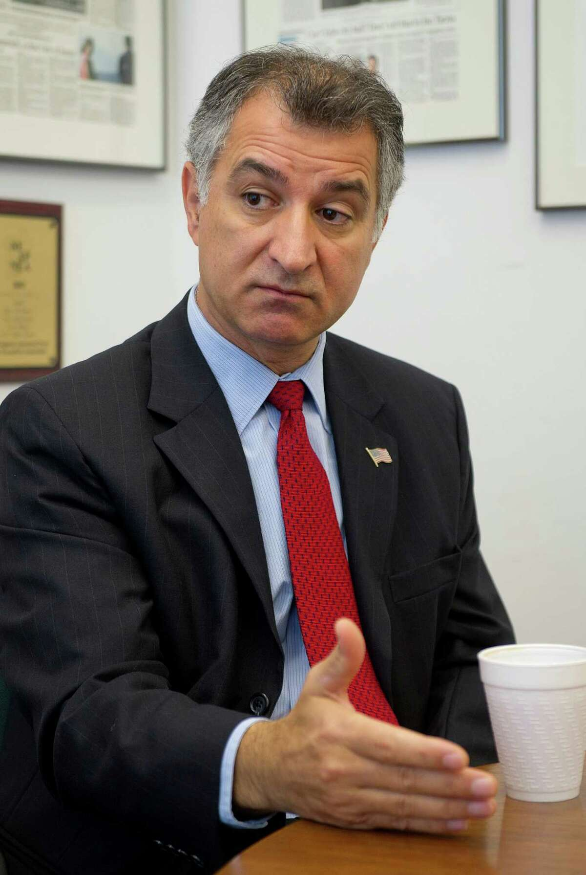 State Sen. Carlo Leone, D-Stamford.