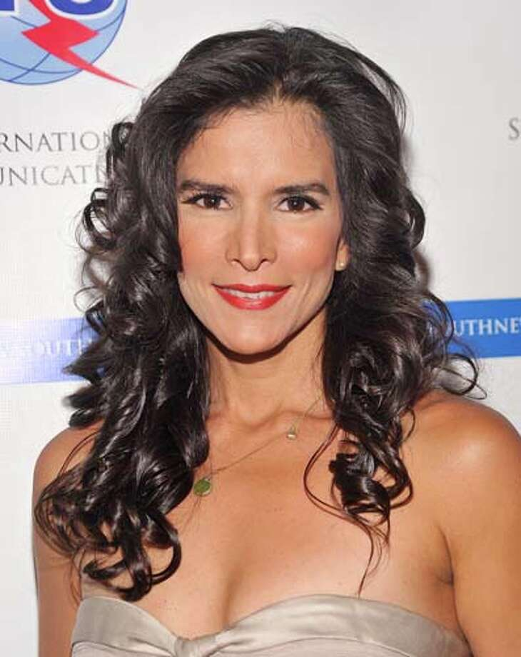 Patricia Velasquez Origin:Venezuela Known for: She's the first openly lesbian Latina supermodel Photo: Gary Gershoff, WireImage / 2011 Gary Gershoff