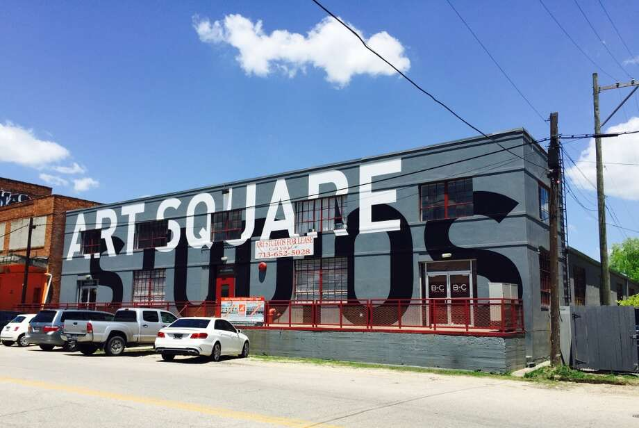 Art Square Studios, a warehouse converted to artists' studios. Photo: Picasa, Courtesy Of East End Foundation