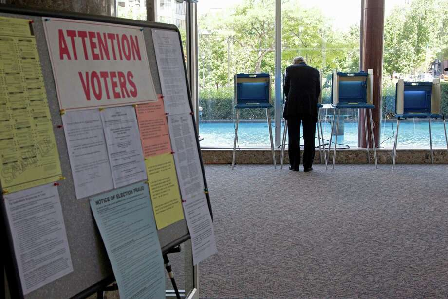 To be fair, voter turnout has hit record lows across the board, not just among younger voters. But among the young, turnout fell especially steeply from an already low baseline. Photo: Morry Gash /Associated Press / AP