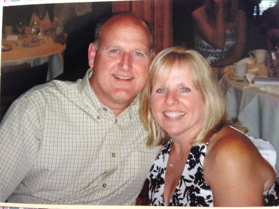 Richard Bigler and wife Theresa, pictured in a family photo. Rick Bigler died after contracting E. coli at Virginia Mason Medical Center in Seattle. Now, his widow and the hospital say a defective endoscope that's sickened more than a hundred people around the United States is to blame for his death. Photo: Courtesy Photo