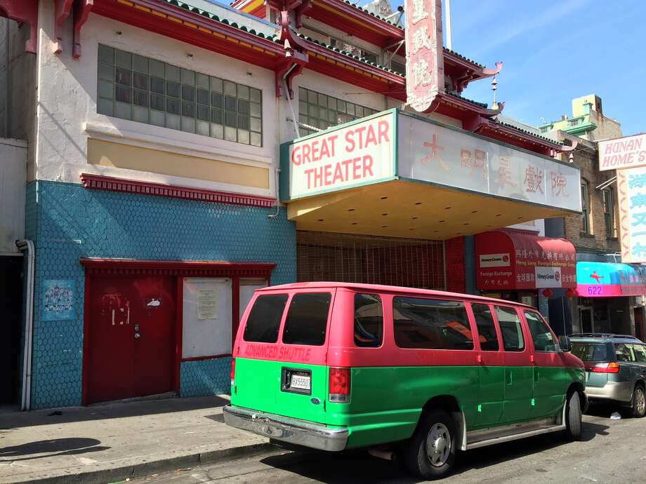 Homicide suspect Harris Rosenbloom had been pursuing an entertainment permit for the theater. Photo: Kale Williams / Kale Williams / The Chronicle / ONLINE_YES