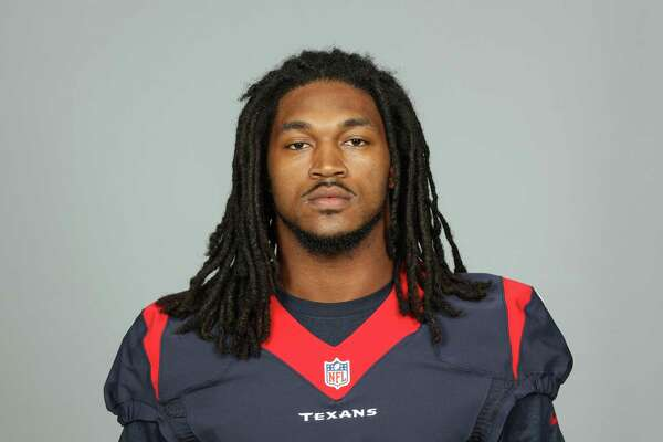 D.J. Swearinger Houston Texans 2014 NFL photo This is a 2014 photo of DJ Swearinger of the Houston Texans NFL football team. This image reflects the Houston Texans active roster as of Friday, June 20, 2014 when this image was taken. (AP Photo)