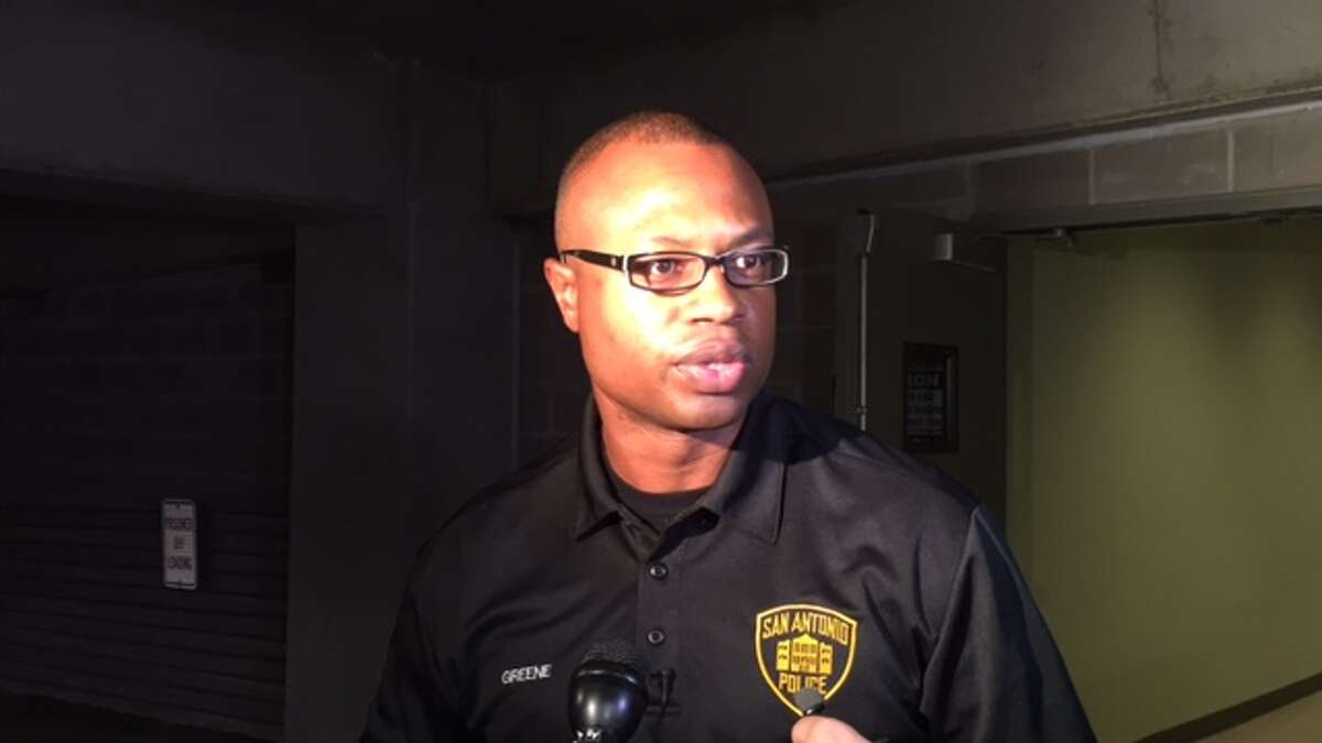 Officer Douglas Greene, an SAPD spokesman, said Jeremy Gutierrez, 24, was arrested in connection with a May 5 shooting.