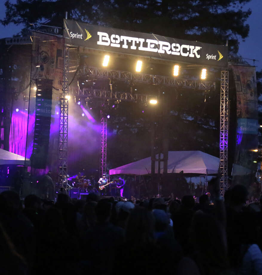 Sublime With Rome plays last year's BottleRock Napa Valley, which was a success after the festival's financially disastrous first year. Organizers expect an even better experience this year. Photo: Kevin N. Hume / The Chronicle / ONLINE_YES
