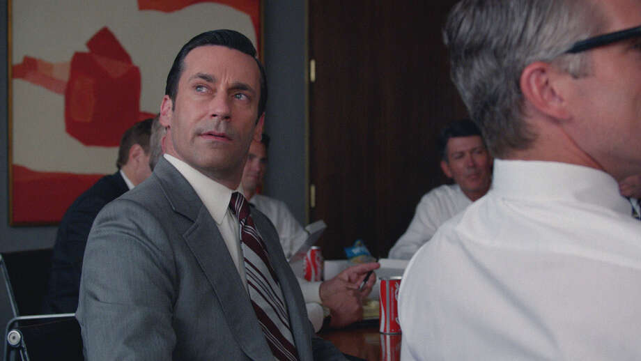 "Mad Men: Why you should rewatch the seriesThis week in 2007 AMC premiered ""Mad Men"" to little fanfare but soon enough became one of the most lauded and beloved shows from TV's newest golden age. Click through to see why fans should give the show another roll in the hay...  Photo: Courtesy Of AMC"