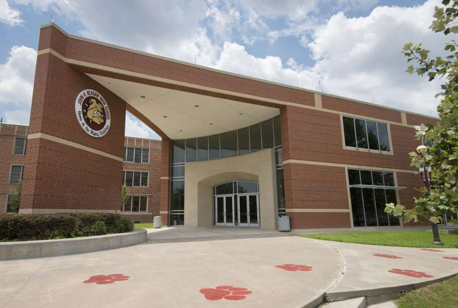 Reagan High School is named after John H. Reagan, postmaster general and secretary of the treasury of the Confederacy.