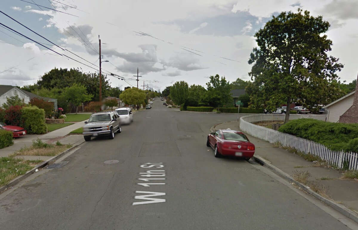 A man was hit and killed in a fatal hit and run near West 11th and Medanos Streets in Antioch on Monday.