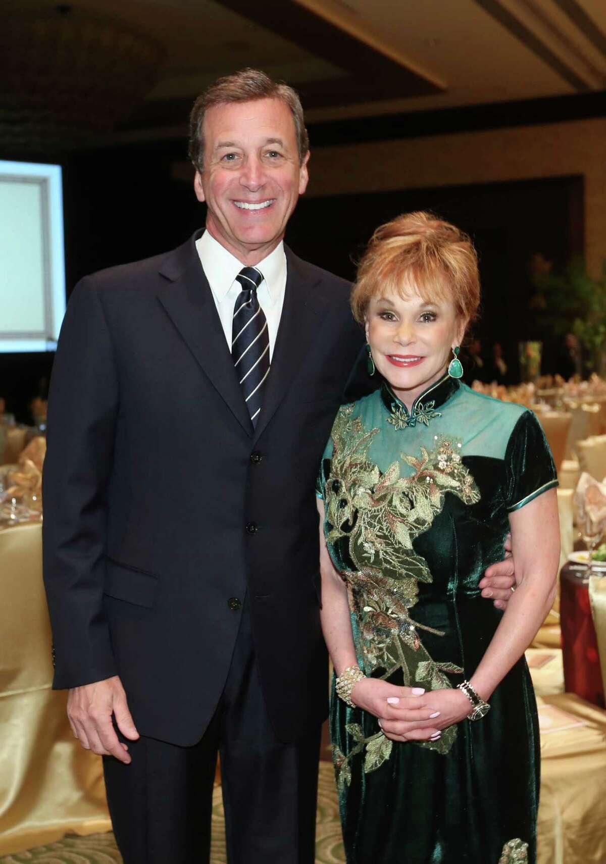 Jack and Nancy Dinerstein