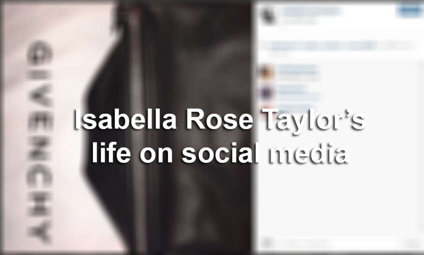 Keep clicking to see Austin fashion designer Isabella Rose Taylor's chic postings on social media.