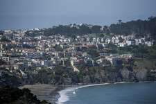 Residential homes stand in the Sea Cliff area of San Francisco, California, U.S., on Friday, May 8, 2015. San Francisco Mayor Ed Lee will seek voter approval for the first housing bond since 1996 as his city becomes the least affordable U.S. housing market and uproar grows about gentrification fueled by the technology boom.