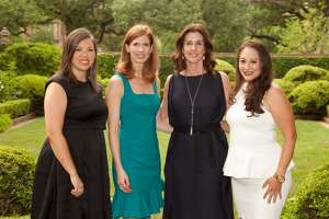 Mary Lee Wilkins, Elizabeth Love, Phoebe Tudor and Tanya Leiber