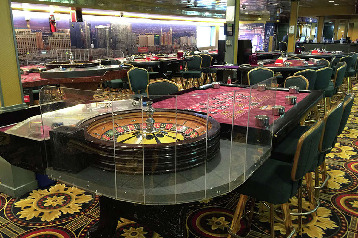 Texan gamblers now have an alternative option to game that doesn't involve a trip to Eagle Pass or out of state - it's located less than three hours away in Port Aransas, Texas.