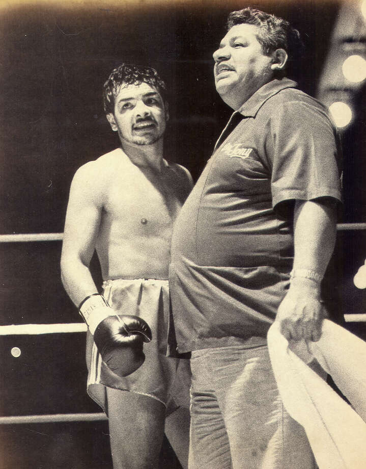 Funeral service for notable San Antonio boxing trainer Tony Ayala Sr. were held Wednesday. Ayala died April 10 at the age of 78, after a long illness.Tony Ayala, Sr. with Sammy Ayala in a 1982 fight. Photo: San Antonio Express-News File Ph