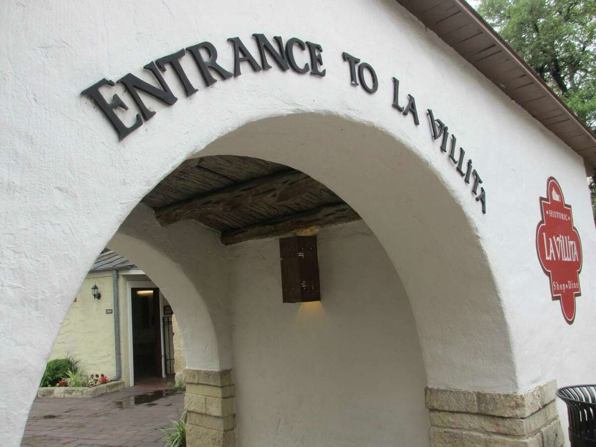 Arneson River Theater sits on the San Antonio River and serves as one of the entrances to La Villita, a historic collection of structures that house shops, restaurants and bars.
