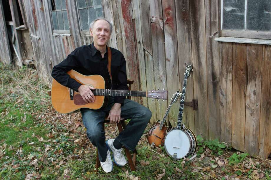 Singer-songwriter and Bluegrass legend Phil Rosenthal comes to Milford on Friday, May 22, for a solo concert. Photo: Contributed Photo / Connecticut Post Contributed